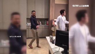 陳志強跳魔性舞步 炮仔聲演員總動員