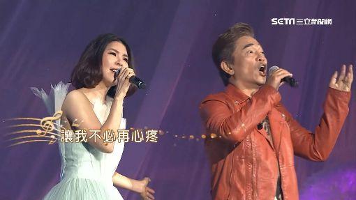 許茹芸首攻蛋 吳宗憲站台合唱《男人女人》