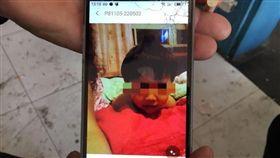 河北4歲女童遭鄰居斬首分屍。(圖/翻攝自微博)