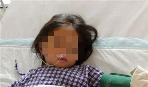 女兒死前狂喊「洗衣機壞了」 母揭恐怖真相(圖/翻攝自微博)