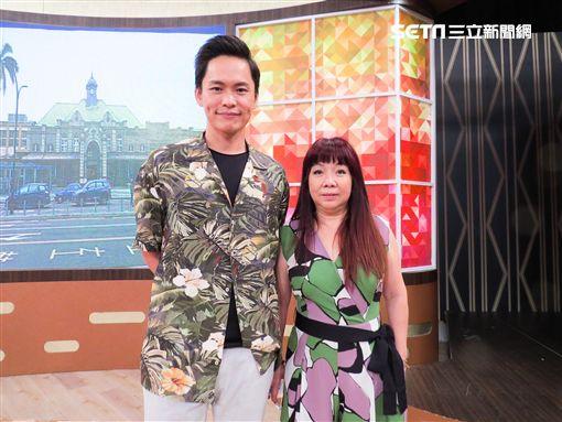 黃鐙輝和丈母娘萁媽 圖/衛視提供