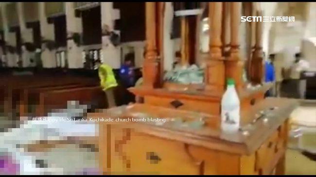 斯里蘭卡血腥連爆死傷慘重 1台人傷