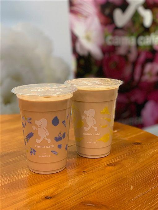 「plantica」Xcama cafe。(圖/記者馮珮汶攝)
