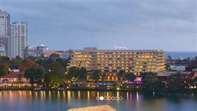 斯里蘭卡「肉桂大飯店」(Cinnamon Grand)。(圖/翻攝自Cinnamon Grand官網)