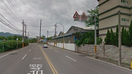 桃園,大溪,康莊路3段632號,車禍,酒駕。翻攝google map
