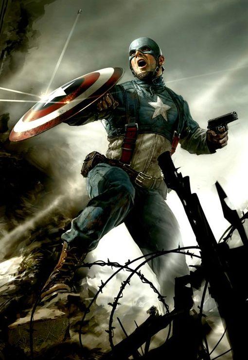 《美國隊長》克里斯伊凡/IMDB