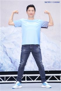 哈林庾澄慶擔任環保大使將出席路跑活動。(記者林士傑/攝影)