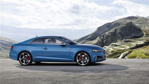 ▲Audi S5 Coupe TDI(圖/原廠提供)