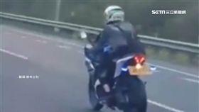 時速飆120如撞牆! 18歲重機騎士魂斷國道