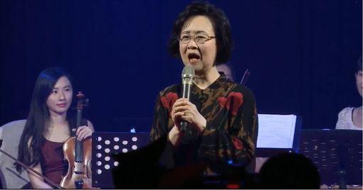 日高雄市長韓國瑜、夫人李佳芬一起出席「瓊瑤宴」。(圖/漢來美食幸福宴會 HI-LAI HOTEL Banquet臉書