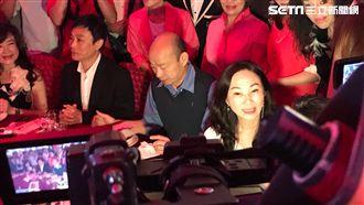 韓國瑜選總統?李佳芬嘆:背後被開槍