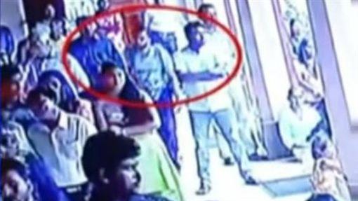 斯里蘭卡,恐攻, 炸彈客,宗教 (圖/翻攝YouTube  TV9)