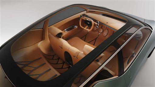▲Genesis Mint Concept電動概念跑車。(圖/翻攝網站)