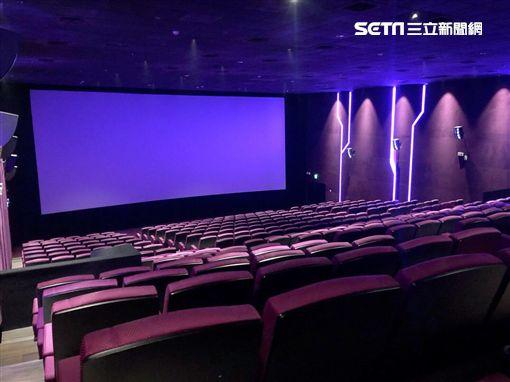 為迎接復仇者4的長時間觀影,有戲院業者改裝座椅。(圖/欣欣秀泰提供)