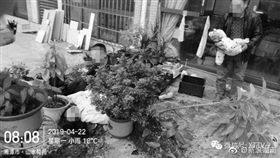 (圖/翻攝自微博)中國,湖南,孕婦,跳樓,產後憂鬱