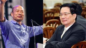 韓國瑜,蔡正元,2020總統,藍營初選 (圖/翻攝自臉書)
