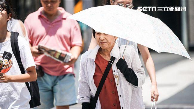 7縣市高溫特報!台北熱炸飆37.7度 恐再飆38度高溫 | 生活 | 三
