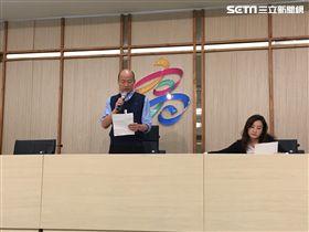 韓國瑜,總統,聲明,2020,高雄市政府,林智鴻