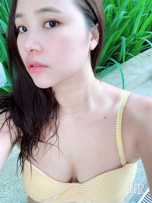 日本正妹拉麵評論家遇癡漢襲胸,發警示文釣出更胸友人。(圖/翻攝シャイニングデブ@Tokyo推特 )