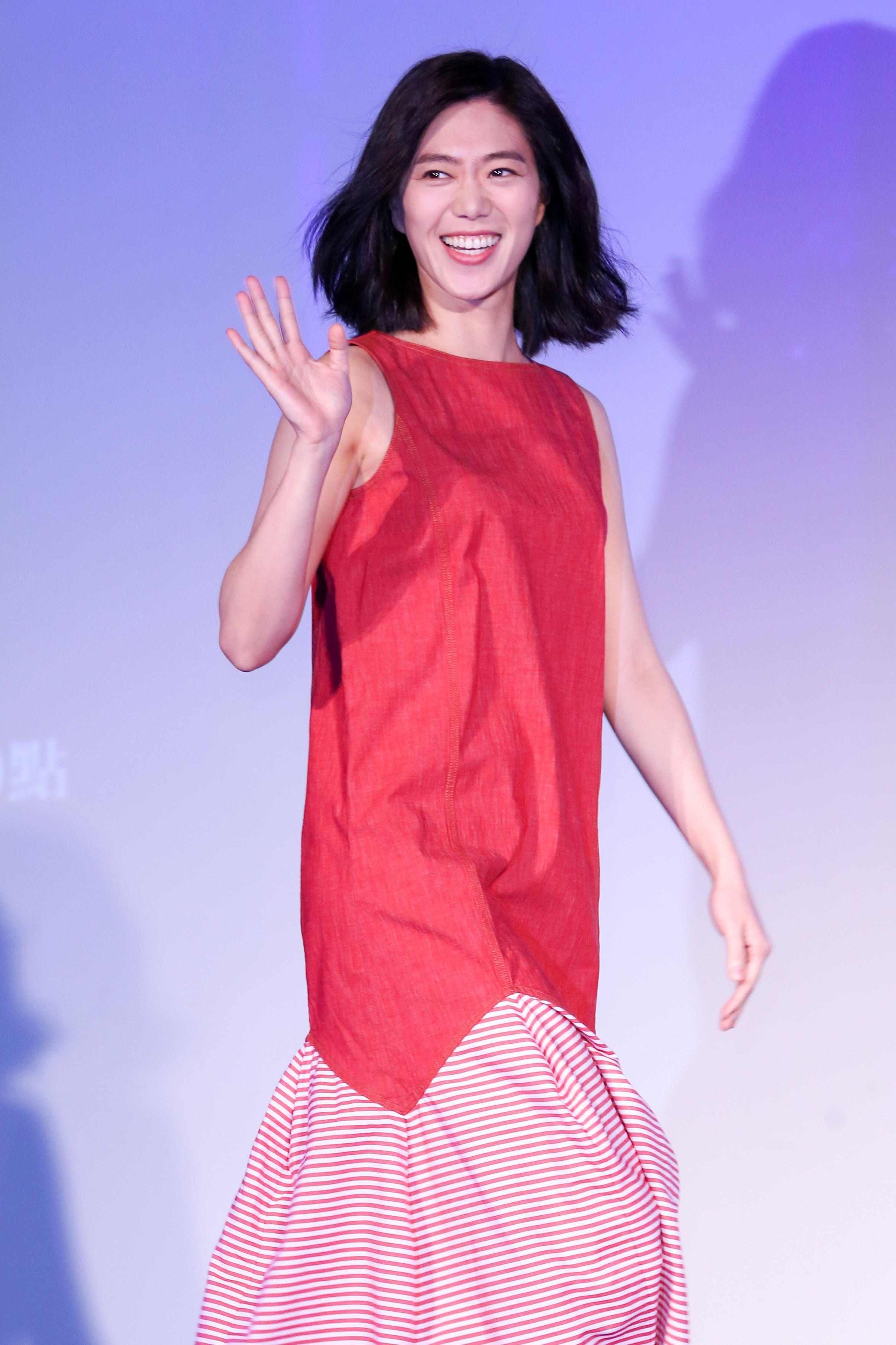 平行時空劇《如果愛,重來》首映會,演員鄧九雲。(記者林士傑/攝影)