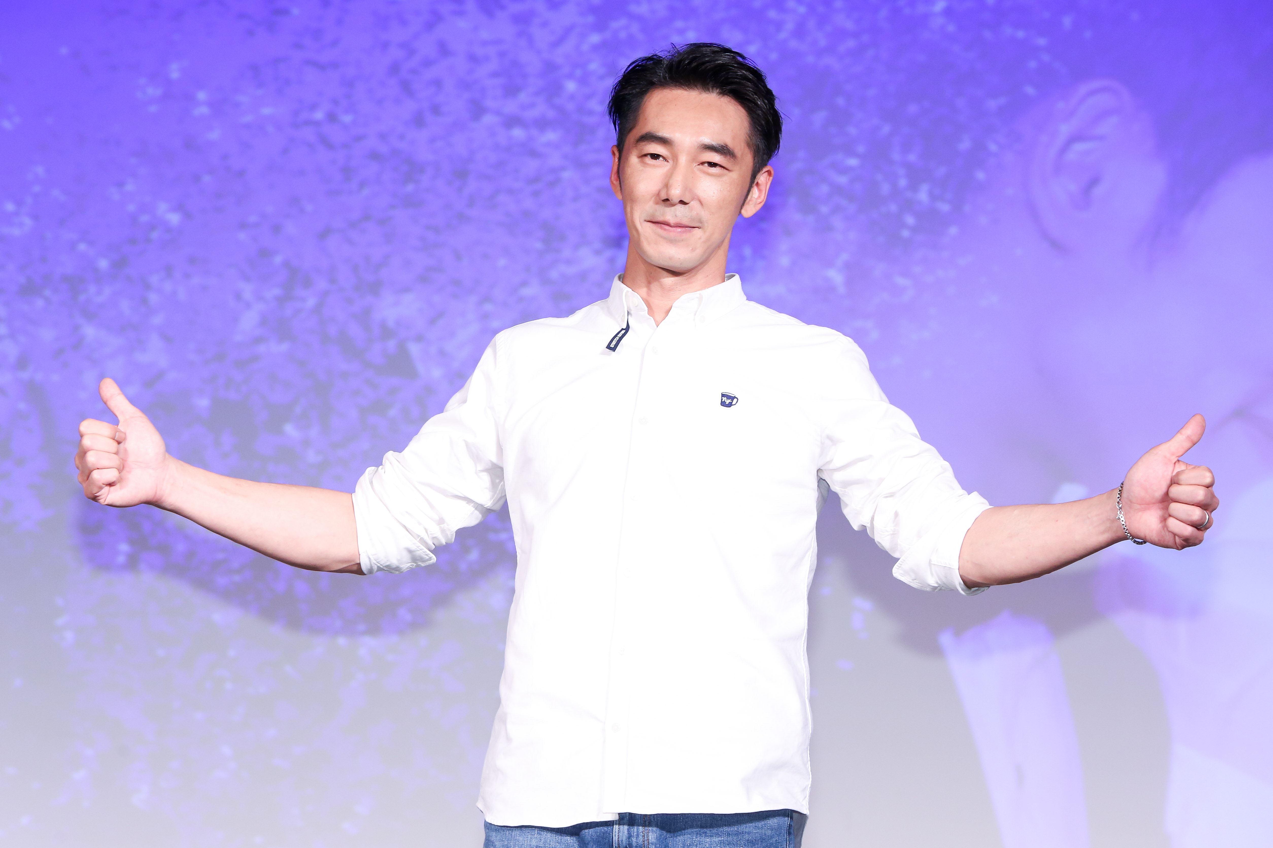 平行時空劇《如果愛,重來》首映會,演員李李仁。(記者林士傑/攝影)