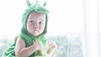 有這些「壞習慣」的寶寶可能更聰明?