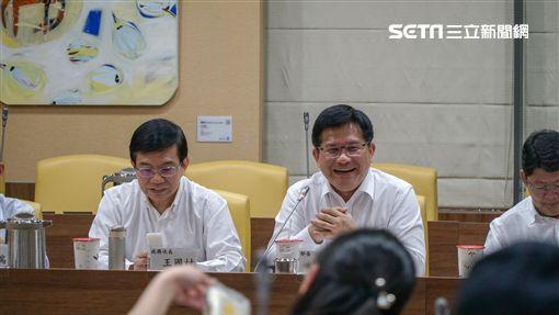 交通部長,林佳龍,/交通部提供