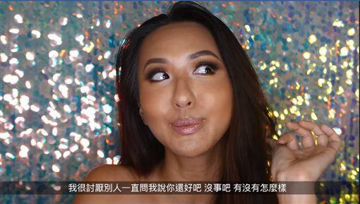 薔薔,毒品,美國,台灣/翻攝自薔薔臉書