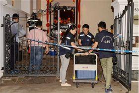 印傭達雅蒂狂捅新加坡雇主致死。(圖/翻攝自中國報)