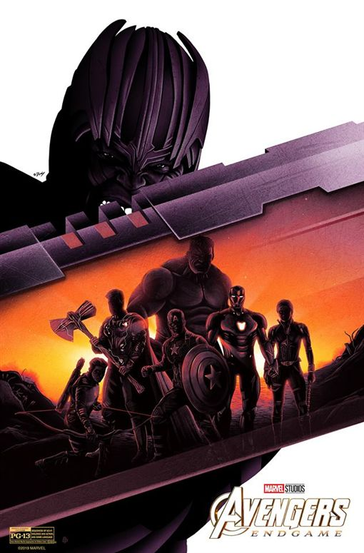 復仇者4預料將會打破影史紀錄。(圖/翻攝自復仇者臉書)
