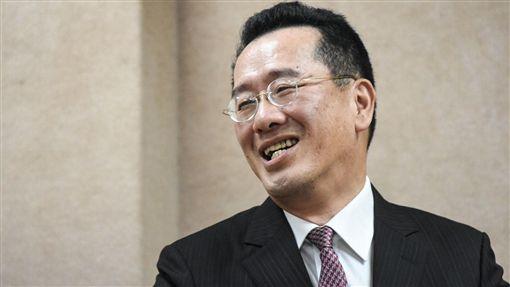 金管會主委顧立雄 圖/記者林敬旻攝