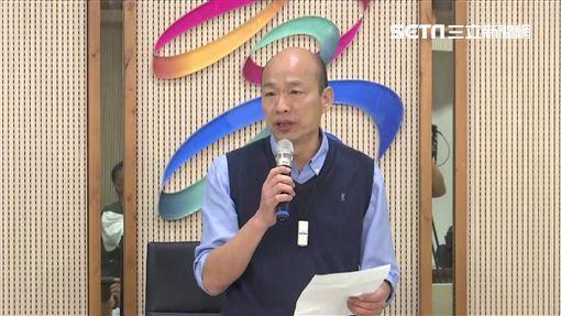 韓國瑜(圖/記者林昱孜攝影)