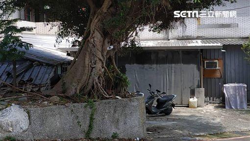 台北市市刑大偵五隊逮捕販毒集團成員現場(翻攝畫面)