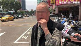 台北市黃姓男子因債務糾紛遭人圍毆致死,他的父親還出面控訴兇手拿枕頭悶死兒子(楊忠翰攝)