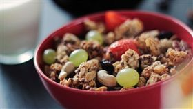 麥片,大腸癌,膳食纖維 (圖/取自Pixabay)