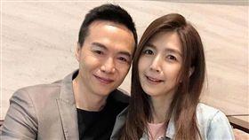吳鈴山與黃崇蘭結婚20年,生了2子1女。(圖/翻攝自臉書)