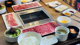 燒肉LIKE,全台首間一人燒肉。(圖/記者馮珮汶攝)