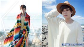 野人李威慶推出《空島》專輯。(合成圖/貓貓娛樂提供)