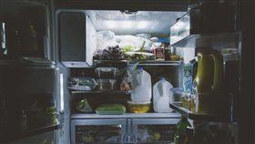 冰箱、廚房、食物 (圖/翻攝自pixabay)