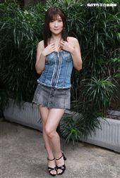 日本AV女優大槻響曾獲得「第25屆PG電影大獎女優獎」、「DMM成人獎2016最優秀女優獎」。(記者邱榮吉/攝影)