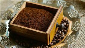 咖啡渣,/翻攝自Pixabay