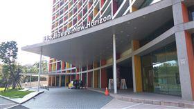 台北,信義,上吊,文創大樓,富邦,輕生(圖/翻攝自Googlemap)