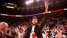 NBA/拓荒者戲劇逆轉 竟和他有關 NBA,季後賽,波特蘭拓荒者,Jusuf Nurkic 翻攝自推特
