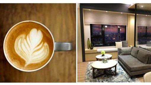 買房,咖啡。(圖/翻攝星巴克官網、記者蔡佩蓉攝影)