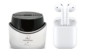果粉,Apple,德誼數位,DE,AirPods,充電盒,母親節,遠傳電信