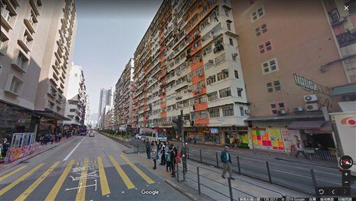 香港,酒樓,女屍,赤裸,他殺