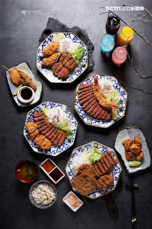 京都勝牛,王座國際餐飲集團,六角,京站,炸牛排