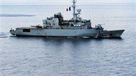 法國護衛艦葡月號(Vendemiaire)(圖/翻攝自維基共享資源,版權屬公有領域)