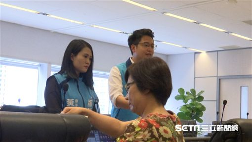 賴佳微控羅廷瑋對她性騷擾