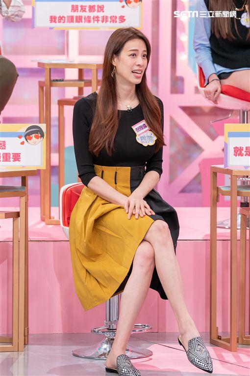 李新、倪雅倫《女人我最大》圖/TVBS提供